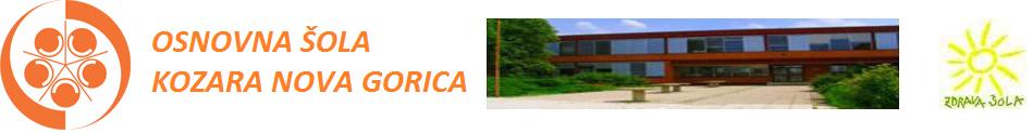 Osnovna šola Kozara Nova Gorica