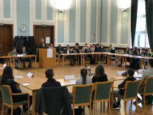 28. Otroški parlament ožje Goriške regije