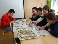 Izdelovanje okvirjev za naše morske spomine